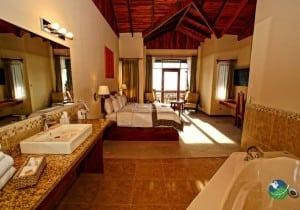 Hotel El Establo Suite