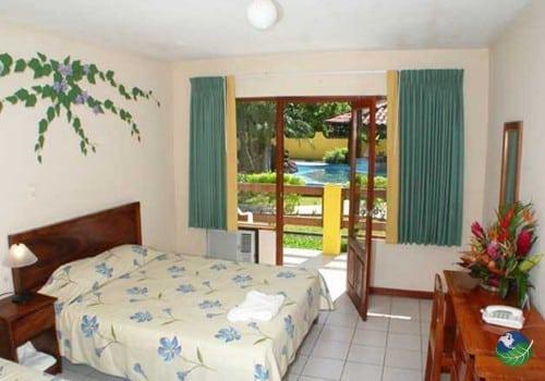 Hotel Fuego del Sol Bedroom