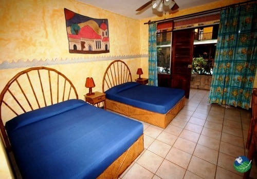 Hotel Giada Bedroom