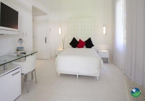 Hotel Le Cameleon Bedroom