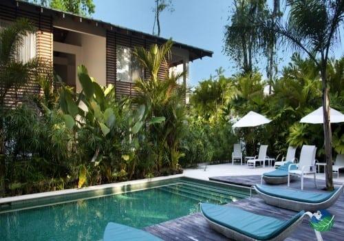 Hotel Le Cameleon Pool