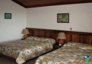 Hotel Montana Monteverde Bed