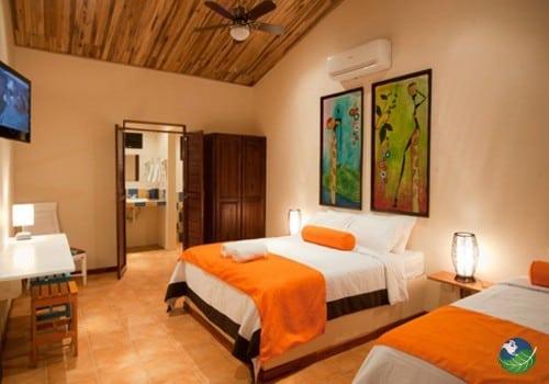 Hotel Pasatiempo Bedroom