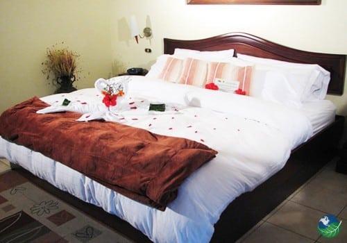 Hotel Playa Espadilla Bedroom
