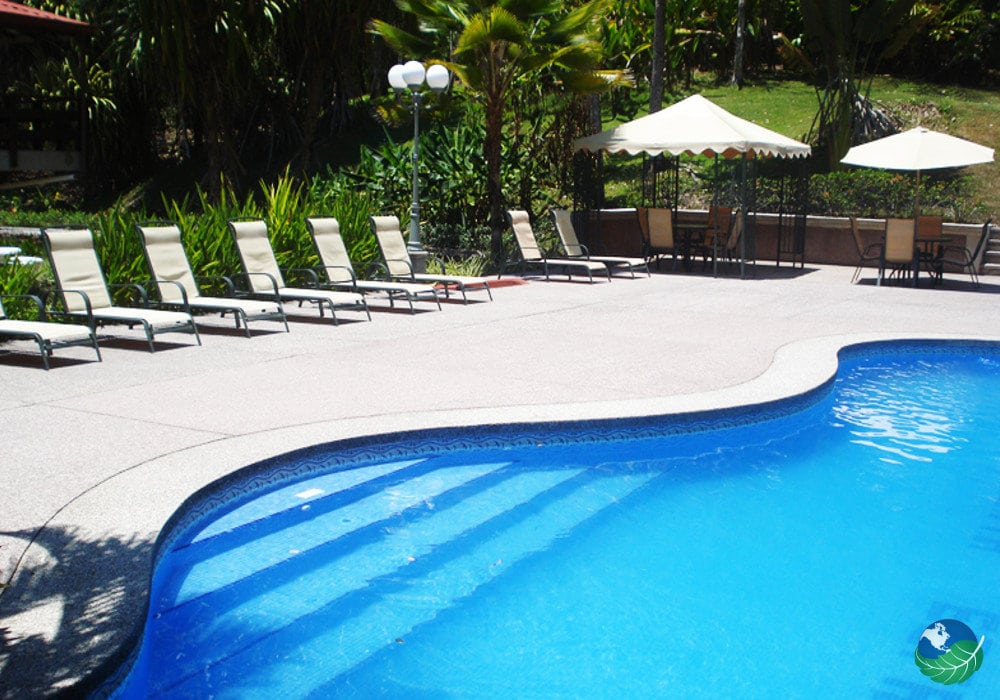 Hotel Playa Espadilla In Manuel Antonio Costa Rica