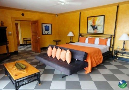 Hotel Villa Caletas Bedroom