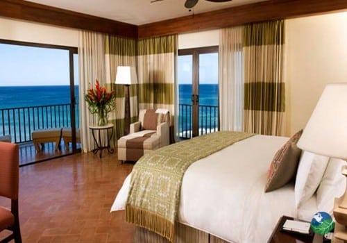 JW Marriott Guanacaste Resort & Spa Ocean View from Bedroom