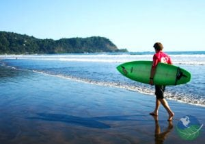 Jaco Costa Rica surf