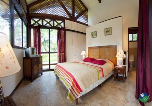 Kenaki Lodge Bedroom