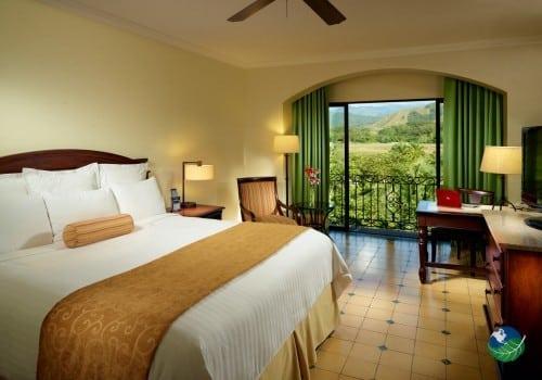 Los Suenos Marriott Bedroom