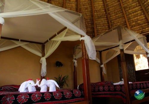 Luna Lodge Bedroom