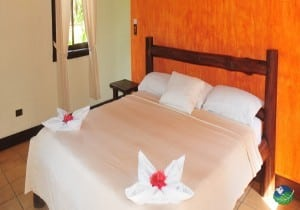 Maquenque Eco Lodge Bedroom