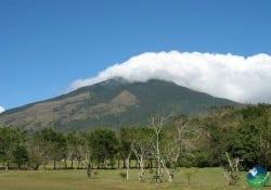 Miravalles Volcano Cloud