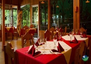 Monteverde Country Lodge Restaurant