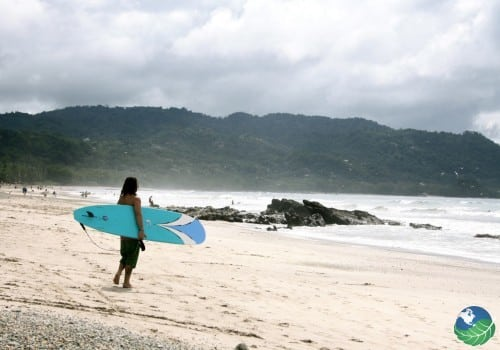 Nicoya Peninsula surf