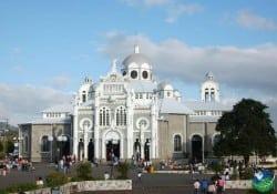 Orosi Cartago Church