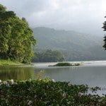 Orosi-Lake