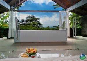 Oxygen Jungle Villas Bedroom View