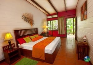 Pachira Lodge Bedroom