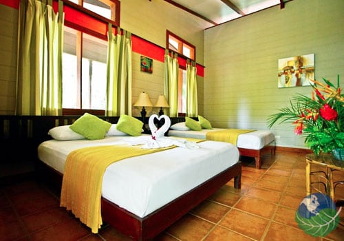 Pachira Lodge Romantic Rooms