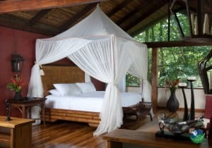 Pacuare Lodge-Bedroom