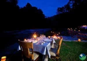 Pacuare-Lodge-Romantic-dinner
