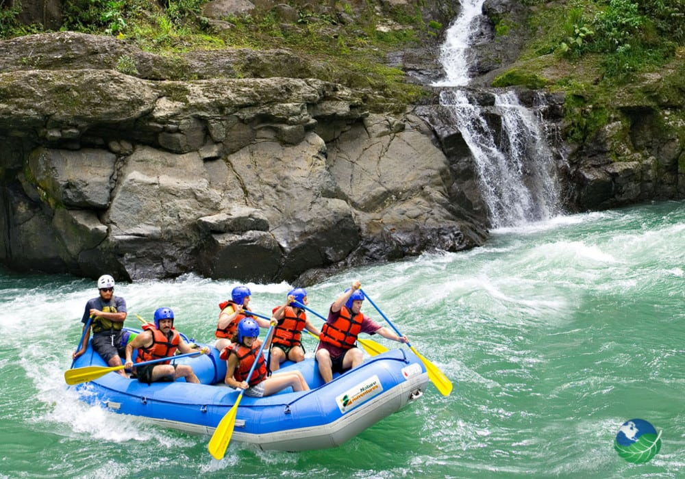 Pacuare Lodge White Water Rafting