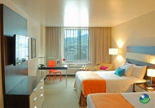 Park Inn Costa Rica Bedroom
