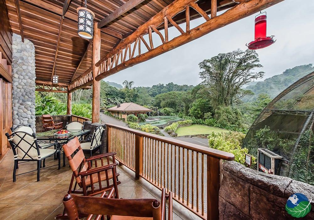 Peace Lodge Villa Lago Terrace