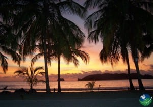 Carillo-Beach-Costa-Rica-Sunset