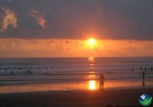 Playa-Dominical-Big-Sunset