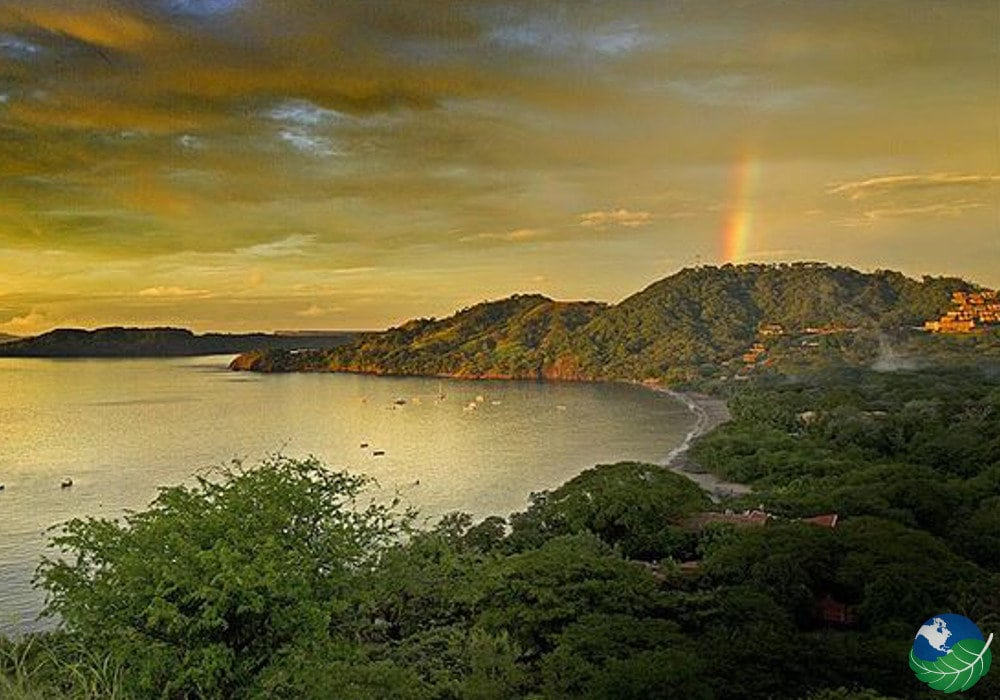 Playa Hermosa Costa Rica Gray Sands And Clear Blue Waters