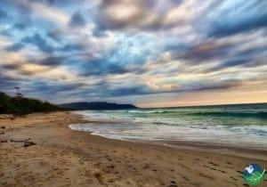 Playa-Malpais-Sunset