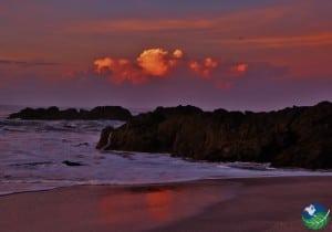 Playa-Montezuma-Sunrise