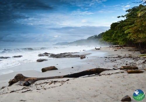 Montezuma Costa Rica beach