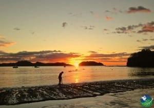 Playa-Potrero-Sunset-Fish