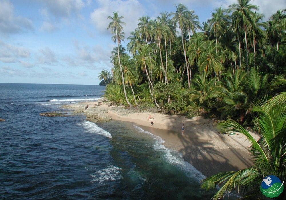 Puerto Viejo Costa Rica Coast