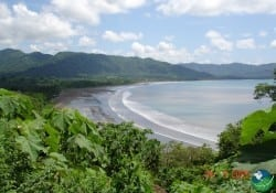 Tambor Costa Rica view