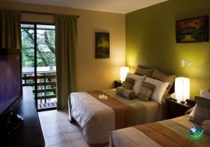 Poco a Poco Hotel Bedroom
