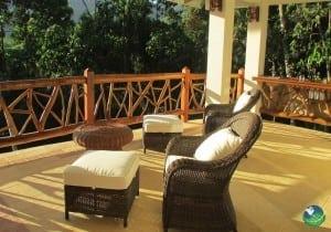 Portasol Costa Rica Balcony