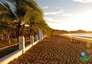 Potrero Beach Costa Rica Sand