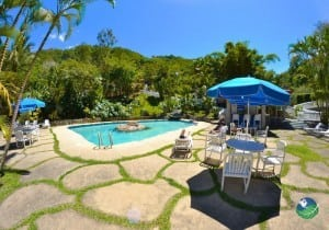 Rancho Rio Perlas Pool