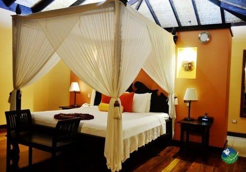 Rio Celeste Hideaway Bedroom
