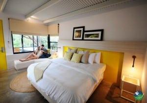 Rio Perdido Costa Rica Bedroom