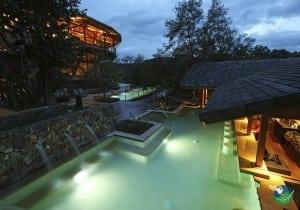Rio Perdido Costa Rica Pool