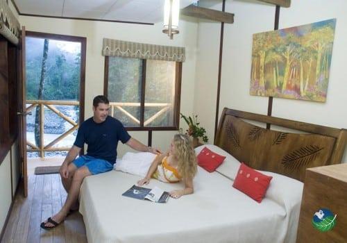 Rios Tropicales Lodge Bedroom
