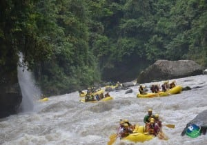 Rios Tropicales Lodge White Water Rafting