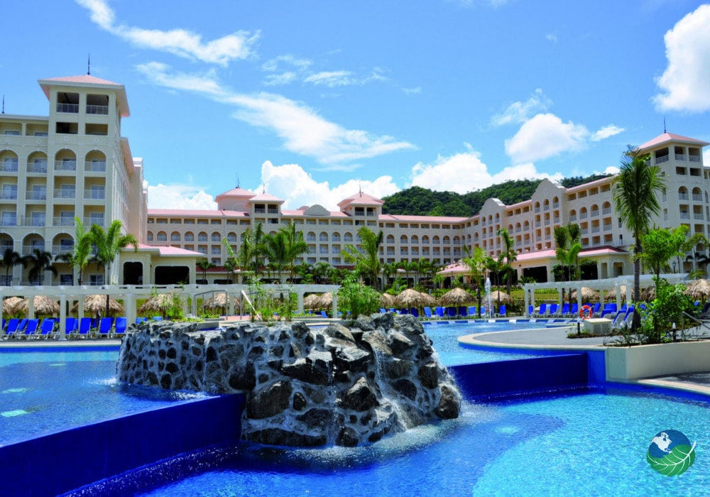 Riu guanacaste hotel near playa matapalo costa rica for Pool design costa rica