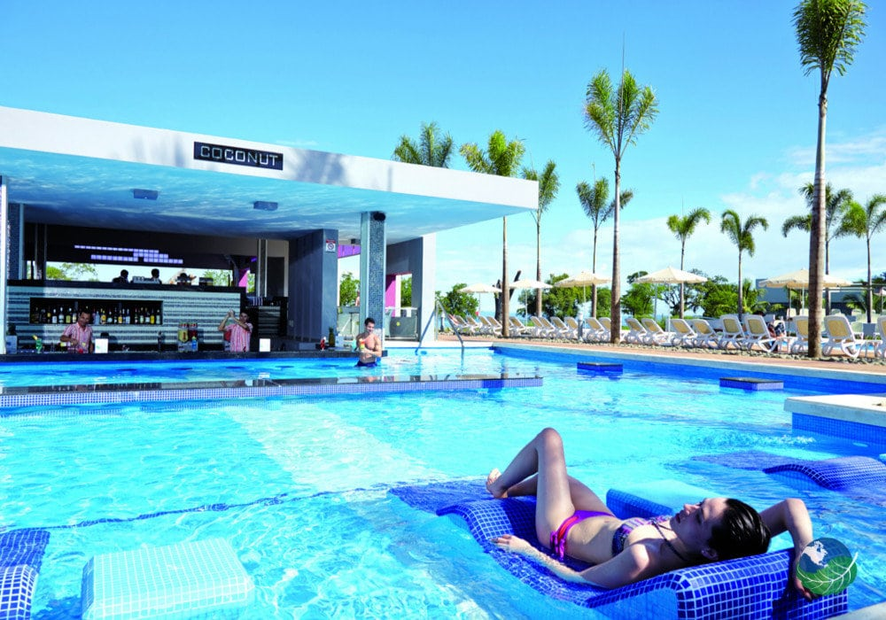 Riu Palace Costa Rica Pool Bar