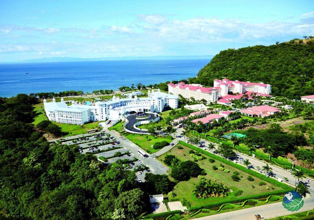 Riu Palace Costa Rica Full View
